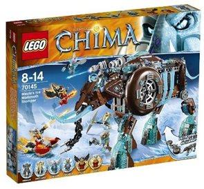 LEGO CHIMA 70145 - Maulův letový mamut