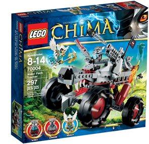 LEGO CHIMA 70004 Wakzův útok