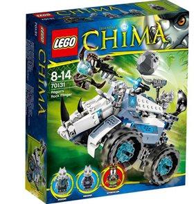 LEGO CHIMA 70131 Rogonův skalák