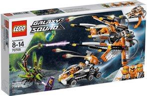 LEGO Galaxy Squad 70705 Vymítač brouků