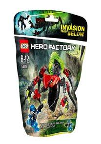 LEGO  Hero Factory 44024 Monstrum TUNELÁŘ versus SURGE