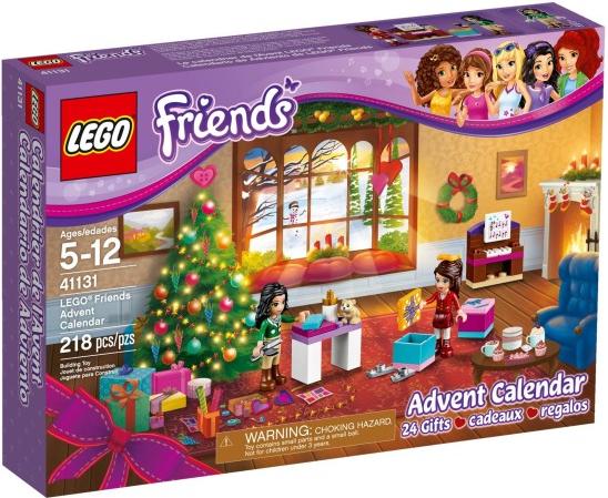 LEGO Friends 41131 Adventní kalendář 2016