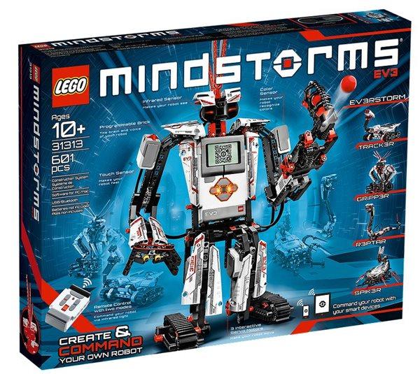 LEGO 31313 Minstorms EV3- pouze na objednávku, Sleva 10%, Doprava zdarma