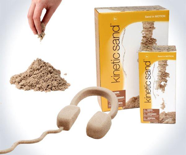 Kinetický písek 5 kg