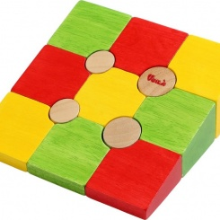 Puzzle tvary /didaktická skládačka/