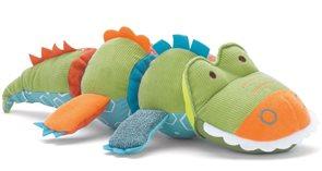 Krokodýl - aktivity