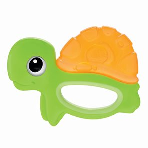 Kousátko - chrastítko želvička