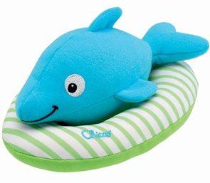 Delfín do vany - natahovací
