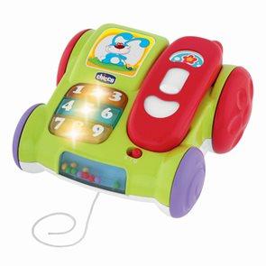 Telefónek hudební na kolečkách