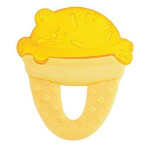Kousátko chladící - Zmrzlina žlutá