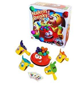 Nakrm pejsky! - dětská hra