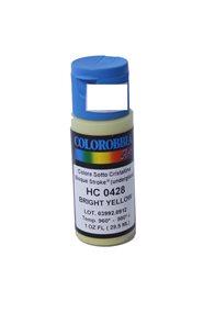 Podglazurní barva - Jasně žlutá- 29,5 ml