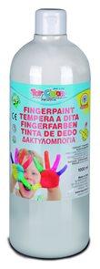 Prstová barva Toy Color - 1000 ml - titán bílá