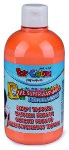 Temperová barva Toy Color - 500 ml - pastelová oranžová