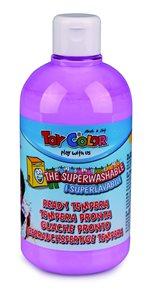 Temperová barva Toy Color - 500 ml - pastelová fialová
