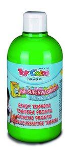 Temperová barva Toy Color - 500 ml - zelená