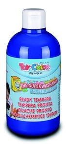 Temperová barva Toy Color - 500 ml - tmavě modrá