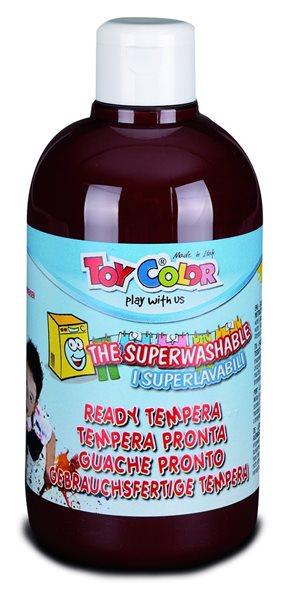 Temperová barva Toy Color - 500 ml - hnědá