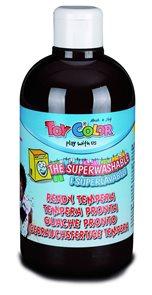 Temperová barva Toy Color - 500 ml - tmavě hnědá