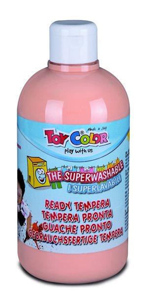 Temperová barva Toy Color - 500 ml - tělová
