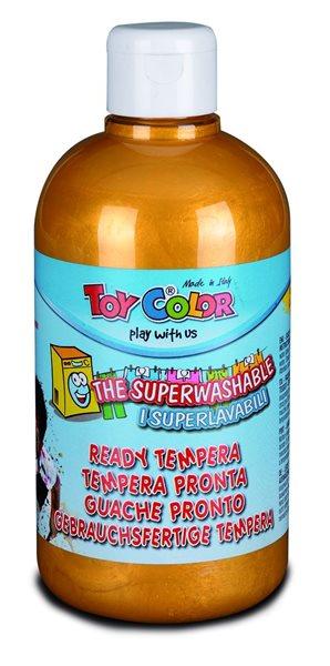 Temperová barva Toy Color - 500 ml - zlatá