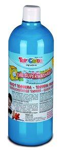 Temperová barva Toy Color - 1000 ml - světle modrá