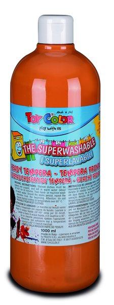 Temperová barva Toy Color - 1000 ml - okrová