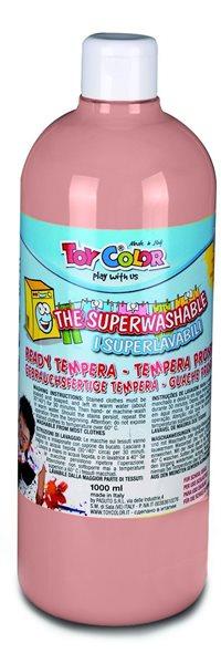 Temperová barva Toy Color - 1000 ml - tělová