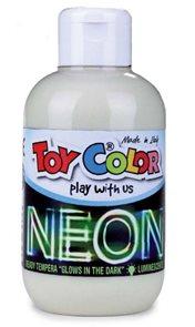 Temperová barva NEON - 250 ml - fosforeskující zelená
