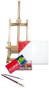 Startovní malířský set LUKAS TERZIA - olejové barvy