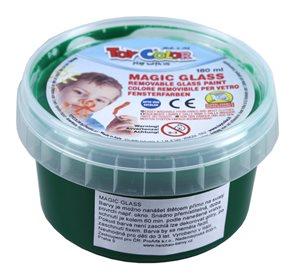 Barva na sklo TOY Color 180 ml - zelená