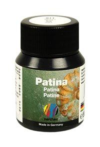 Patina Nerchau - 59 ml - černá