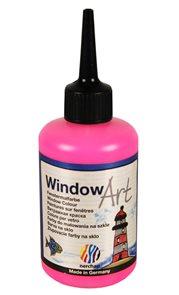 Barva na sklo Nerchau 80 ml - neonově růžová
