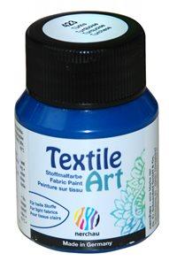 Barva na textil Nerchau - Textile Art - 59 ml - tyrkysová