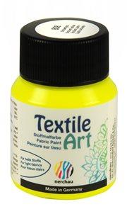 Barva na textil Nerchau - Textile Art - 59 ml - brilantní žlutá