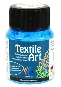 Barva na textil Nerchau - Textile Art - 59 ml - světle modrá