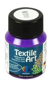 Barva na textil Nerchau - Textile Art - 59 ml - fialová
