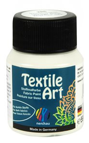 Barva na textil Nerchau - Textile Art - 59 ml - fosforeskující