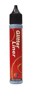 Glitter liner Nerchau 28 ml - antracit