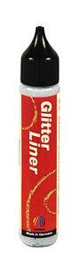 Glitter liner 28 ml - průhledná