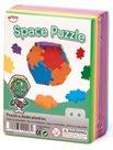 Hlavolamy - Vesmír ( Space Puzzle) - 6 ks
