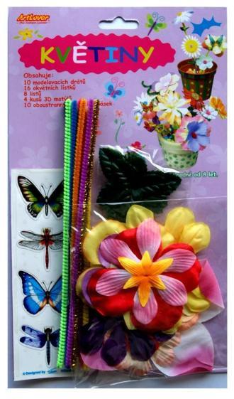 Kreativní sada - Květiny