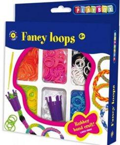 Gumičky Fancy Loops - 300 ks