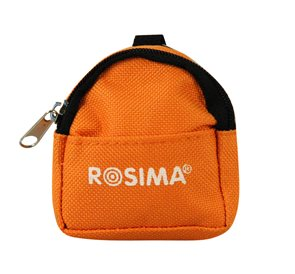 Klíčenka Rosima - oranžová