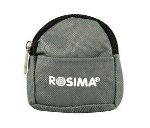 Klíčenka Rosima - šedá