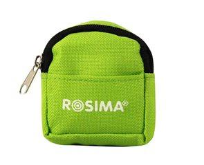 Klíčenka Rosima - neon zelená