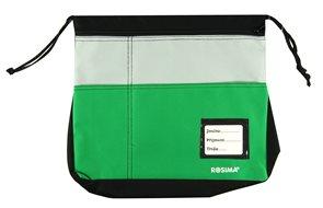 Kapsář na lavici Rosima - zelený