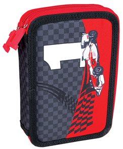 Školní penál Easy - Formule 1 - 2 patrový