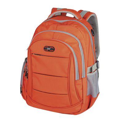 Školní batoh Easy - oranžový