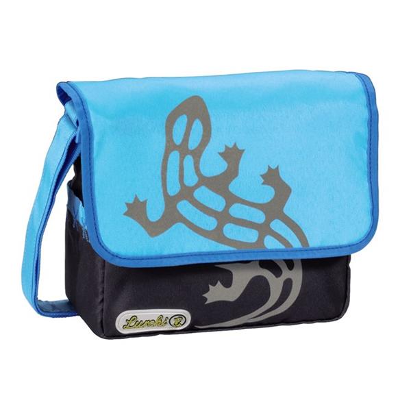 Dětská taška přes rameno Lurchi - 3 l - modrá, Sleva 28%